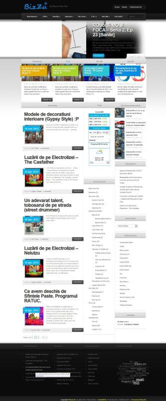 Web Design Cluj - BizZu